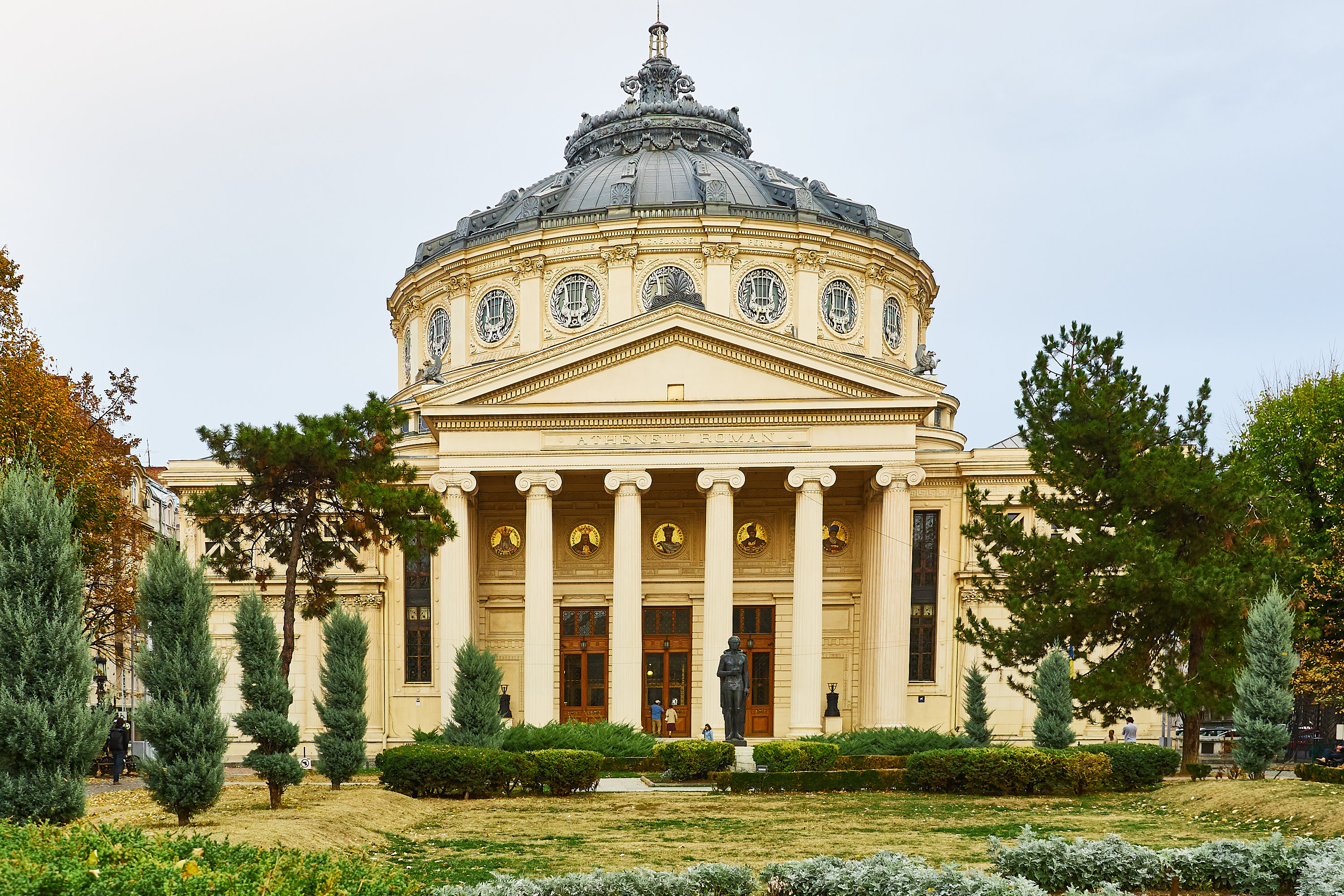 Little Discoveries - 8 Highlights in Bukarest